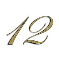 Biblical numerology - Number 12